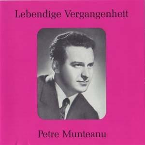 Petre Munteanu, l'oublié