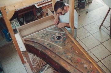 Petite histoire d'un clavecin