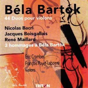 Hommage à Béla Bartók