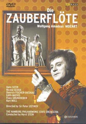 Die Zauberflöte ou L'opéra à la télé