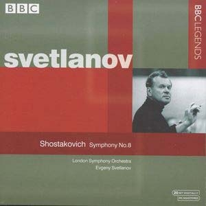 Svetlanov et Chostakovitch