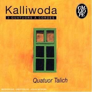 Quatuor Talich joue Kalliwoda