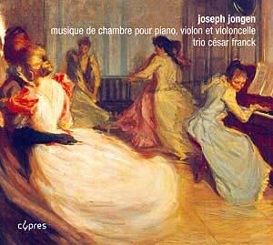 Joseph Jongen par des chambristes d'exception