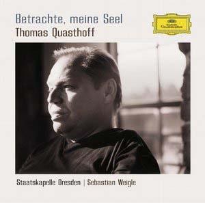 Récital sacré de Thomas Quasthoff