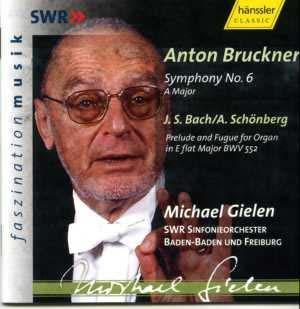 Gielen dirige la 6 de Bruckner
