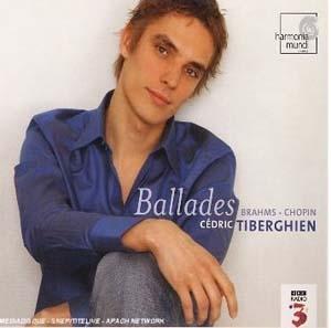 Ballades de Brahms et Chopin