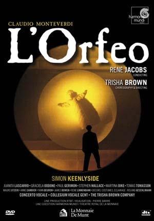L'Orfeo selon Trisha Brown