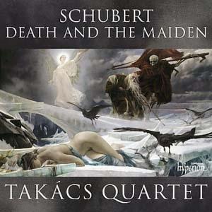 Le quatuor Takacs, à couper le souffle…