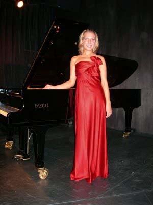 Katja Huhn, l'ultime génération