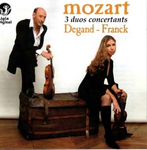 Fantaisies intimistes de Mozart