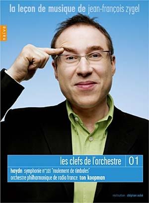Leçon d'orchestre de Jean-François Zygel