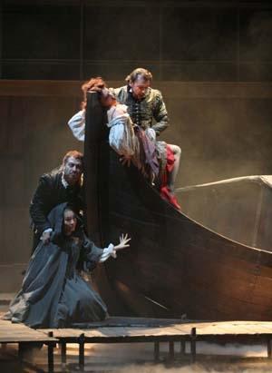Drame à huis clos pour Rigoletto
