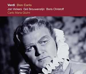 Don Carlo pour la légende