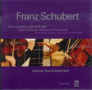 Trios avec piano: Schubert ou le pas que beau Franz