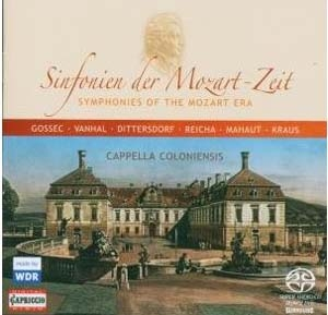 Symphonies de l'époque de Mozart