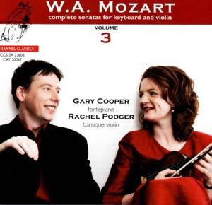 Mozart - Cooper - Podger: alchimie parfaite
