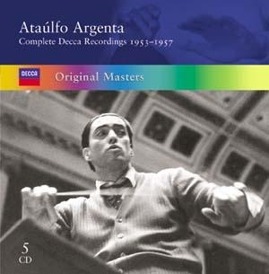 Ataúlfo Argenta, ou le feu latin