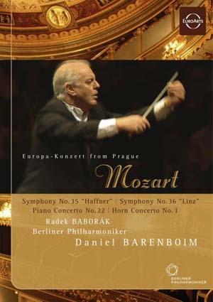 Barenboïm et la Philharmonie de Berlin fêtent joliment Mozart dans sa ville fétiche
