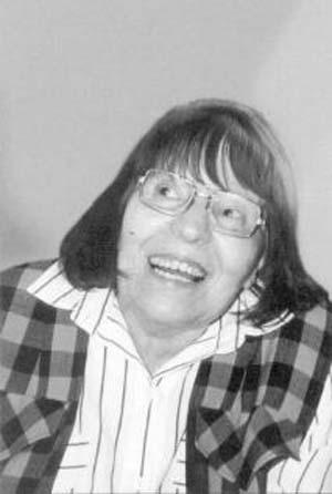 Décès de Galina Ustvolskaya (Petrograd, 17 juin 1919- Saint-Pétersbourg, 22 décembre 2006)