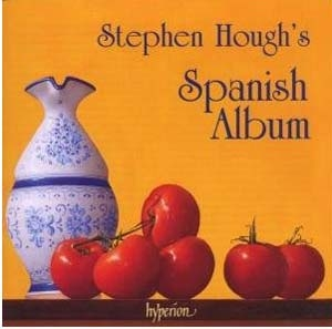 Stephen Hough's Spanish Album