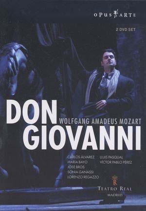 Don Giovanni à la sauce madrilène