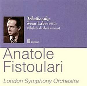 Anatole Fistoulari, né chef d'orchestre de ballet