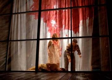 Nuit sanglante à l'opéra