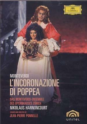 Trilogie Monterverdi Vol II – Le couronnement de Poppée