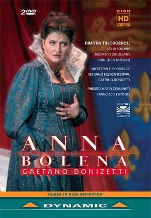 Une Anna Bolena bienvenue
