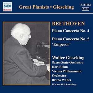 Walter Gieseking, un poète du piano