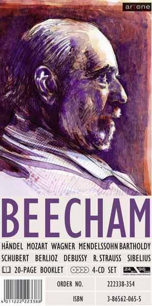 Beecham, de l'influence du laxatif sur la musique anglaise