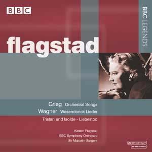 Emouvants derniers récitals de la légendaire Kirsten Flagstad