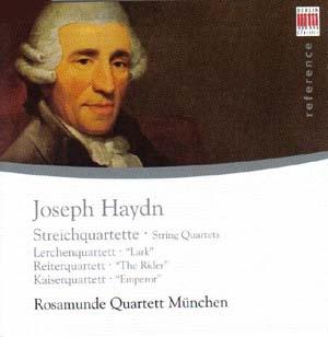 Très bonne version des plus célèbres quatuors de Haydn