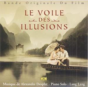 Alexandre Desplat: volupté et raffinement pour Le Voile des Illusions