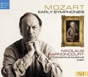 Harnoncourt: Toute la fougue et l'audace du jeune Mozart