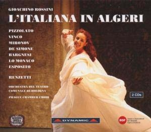 L'esprit de Rossini présent pour une Italienne à Alger  victorieuse