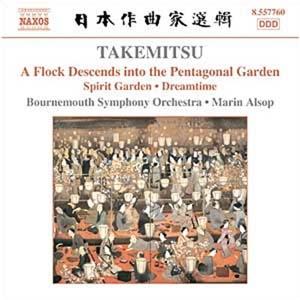 Un joli aperçu de la carrière de Toru Takemitsu