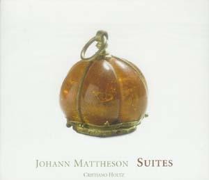 Pièces de clavecin de Johann Mattheson