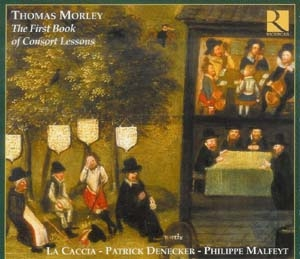 Musique d'ensemble anglaise de la Renaissance