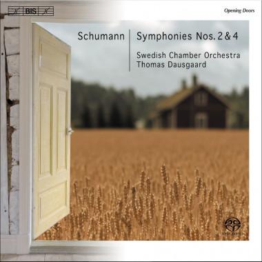 Schumann_Swedish Chamber Orchestra_Thomas Dausgaard_BIS Records