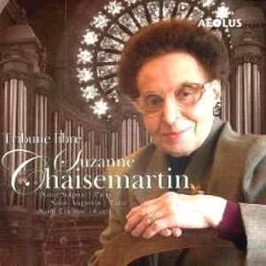 Tribune Libre pour Suzanne Chaisemartin