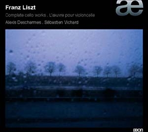 L'oeuvre pour violoncelle de Liszt