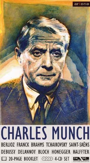 Charles Münch, un chef d'orchestre en pleine tourmente