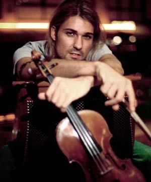 David Garrett: jeune, « fun », et talentueux!