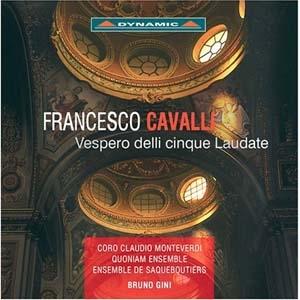 Cavalli,  une musique sacrée