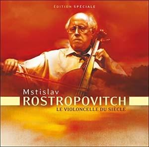Rostropovitch: Compil'poil Anniversaire