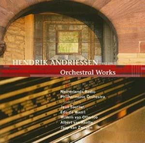 Hendrik Andriessen, ou la musique néerlandaise à découvrir