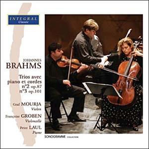 Impossible de ne pas aimer Brahms ainsi!