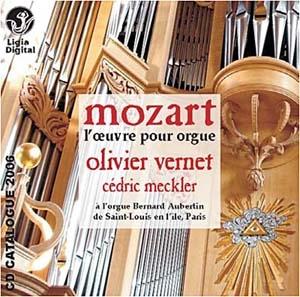 Mozart et l'Orgue