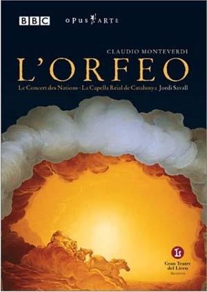 L'Orfeo, version Jordi Savall